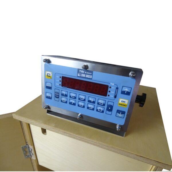 Terminal wagowy komparatora EWP-ZN