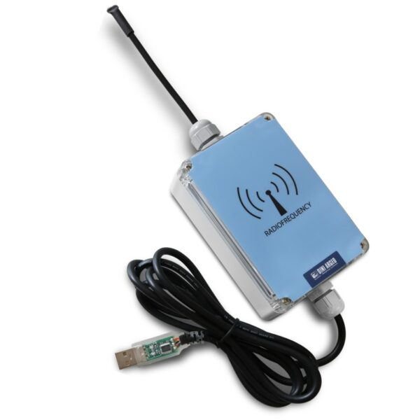 Interfejs radiowy 868 MHz