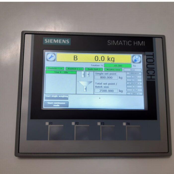 Panel wagi odważającej EWP-HS